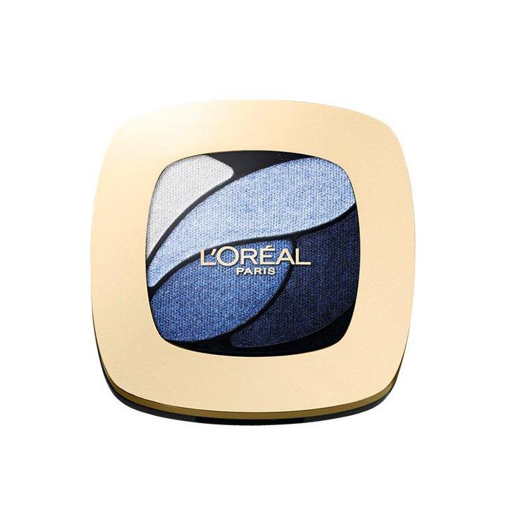 Color Riche de L'Oreal: productos maquillaje con gafas