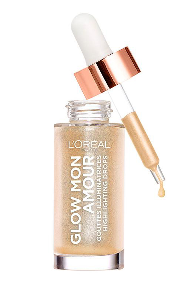 Glow Mon Amour de L'Oreal: productos maquillaje de halloween