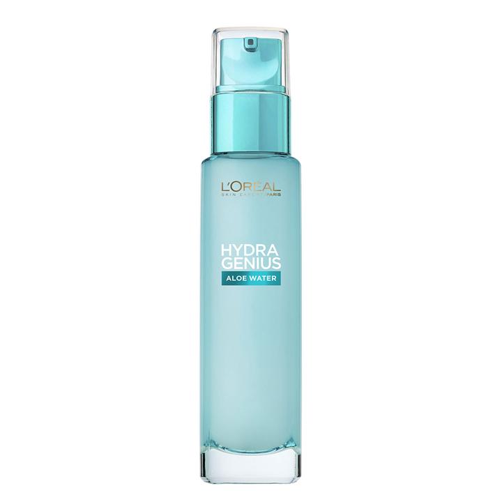 Cuidado Hydragenius de L'Oréal Paris: productos piel sensible