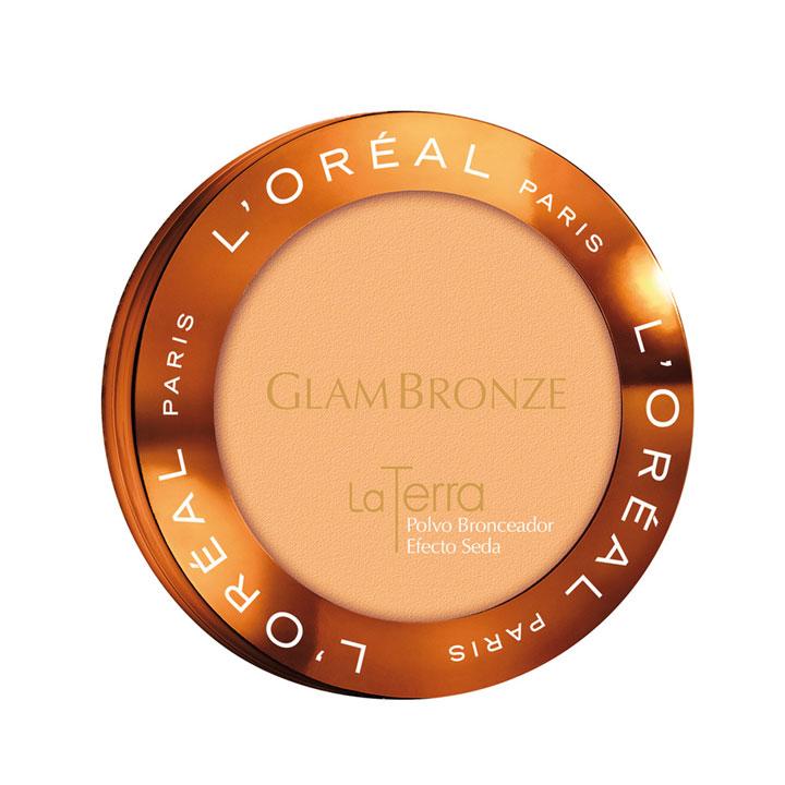 Glam Bronze La Terra de L'Oréal: productos prolongar bronceado