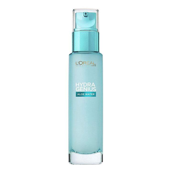 Hydragenius Aloe Water Hidratante de L'Oreal: productos beauty pieles sensibles