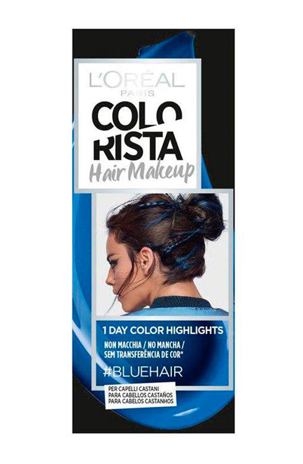 Colorista Hair Makeup Tinte Temporal de L'Oreal: productos maquillaje de halloween