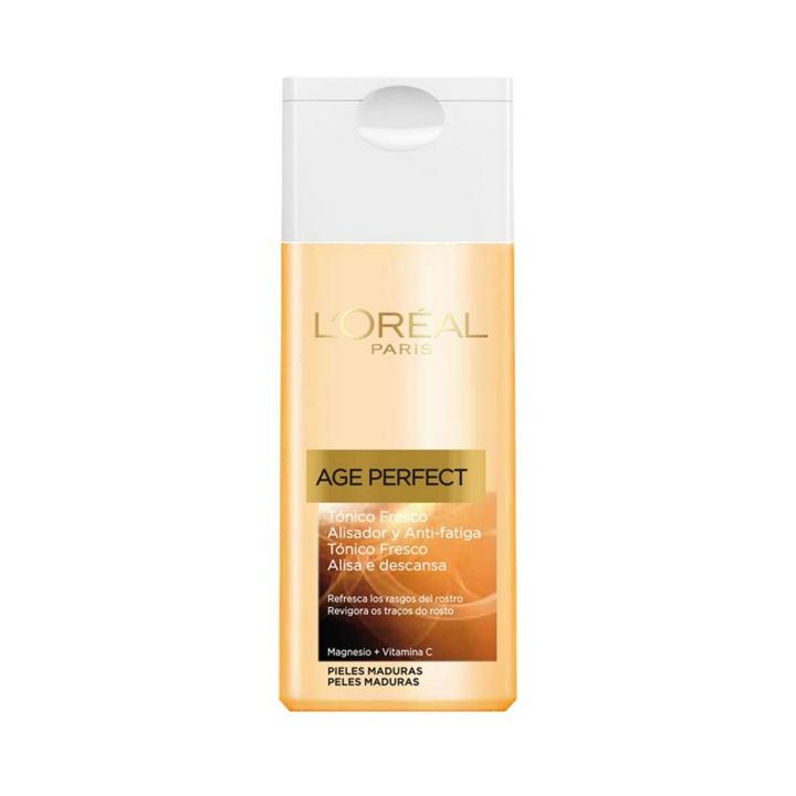 Tónico Age Perfect de L'Oreal: productos eliminar fatiga rostro