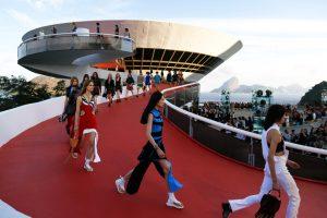 Louis Vuitton: desfile Colección Crucero 2017