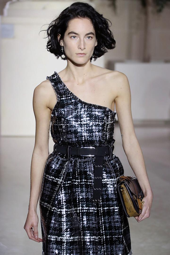 Formas de moda también peinados melena midi Fotos de tendencias de color de pelo - 100 peinados fáciles para melena midi - StyleLovely