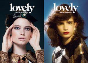 Ya está aquí el nuevo número de Lovely The Mag 08