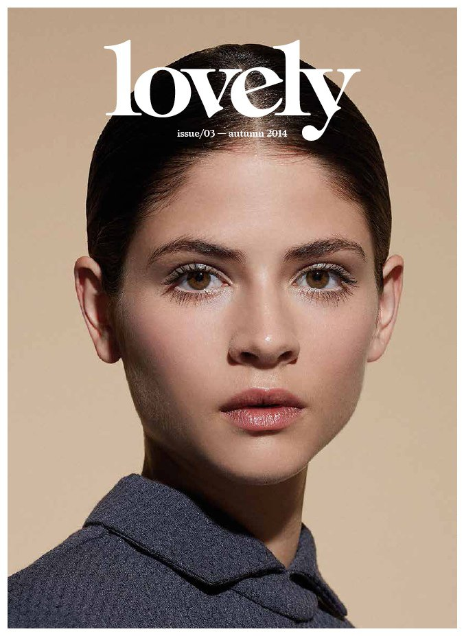 Revista lovely issue 3