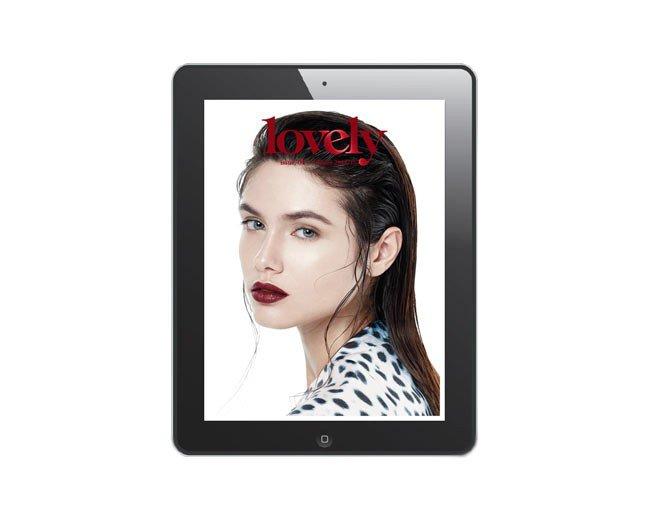 Gana un iPad mini retina con Lovely