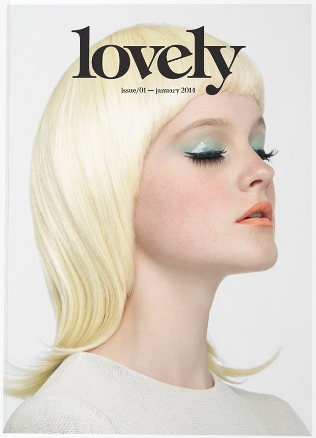 Lovely the mag Issue 1