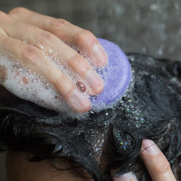 Champú Jumping Juniper de Lush: guía definitiva del cabello