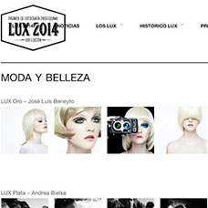 Premio LUX ORO para Lovely the Mag