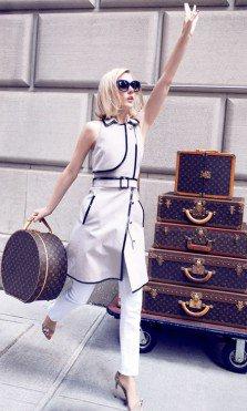 Louis Vuitton lanzará la primera maleta inteligente