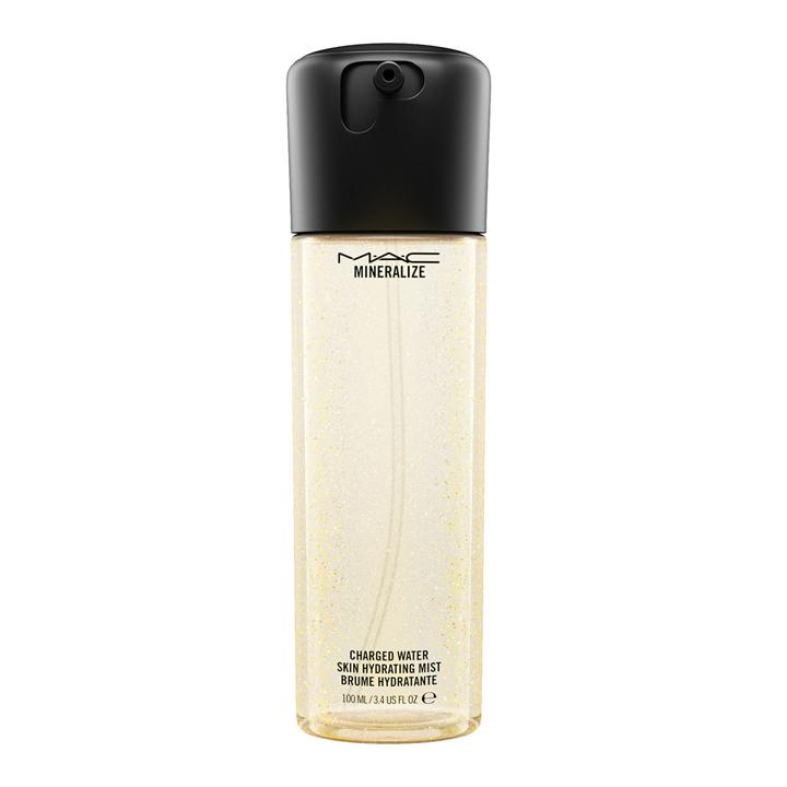 Bruma hidratante Mineralize Charged Water de M.A.C: productos belleza menos de 30