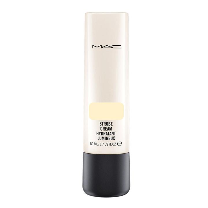 Strobe Cream de M.A.C: cremas con color