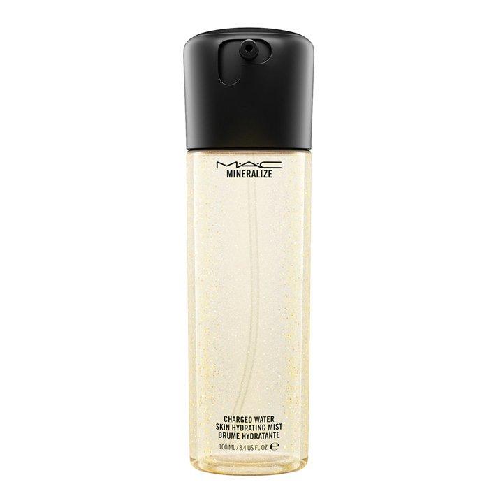 Bruma hidratante Mineralize Charged Water de M.A.C: productos mimar tu piel
