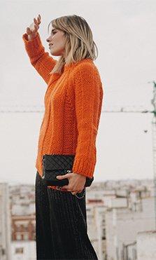 macarena gea sequins tricot