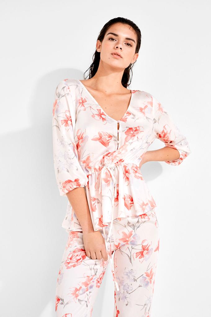 Pijama para meter en la maleta de Semana Santa