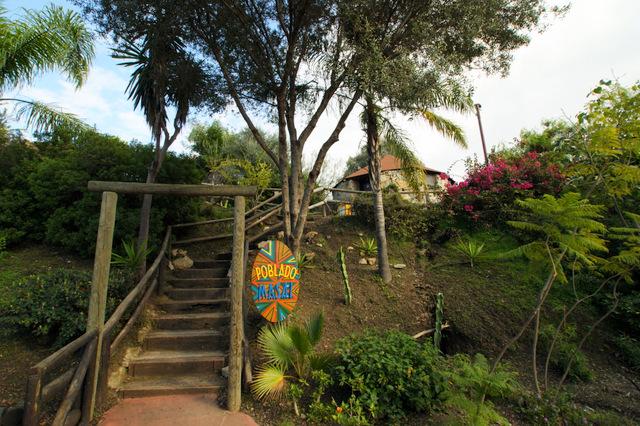 entrada hotel malaga selwo