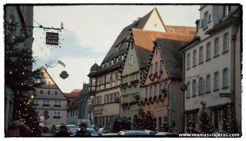 fachadas casas viajes alemania peques turismo