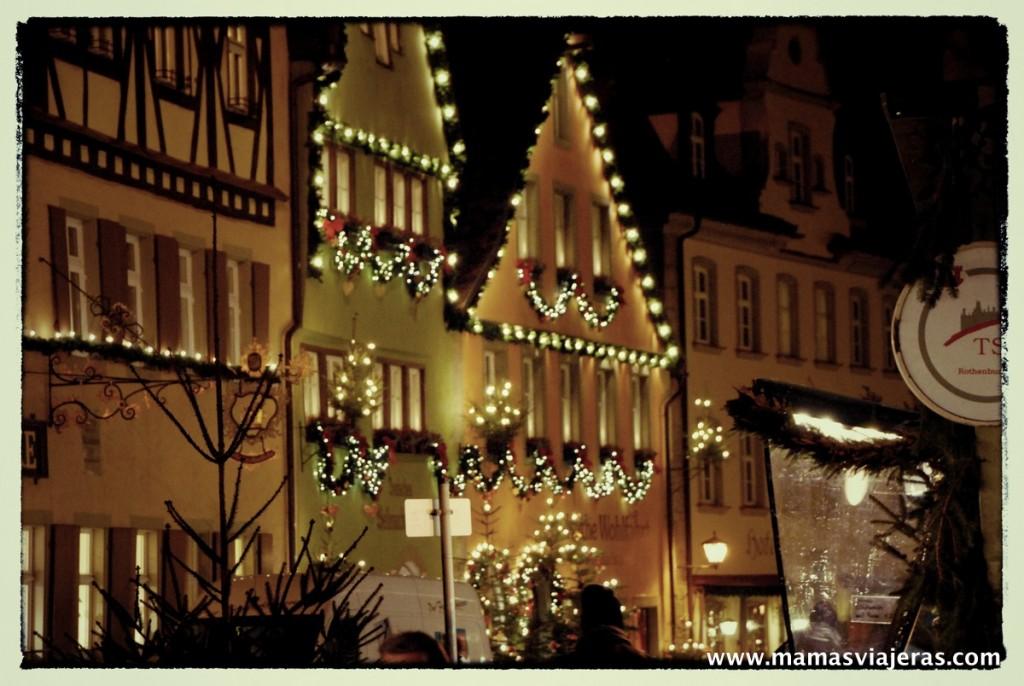 viajar niños alemania europa navidad
