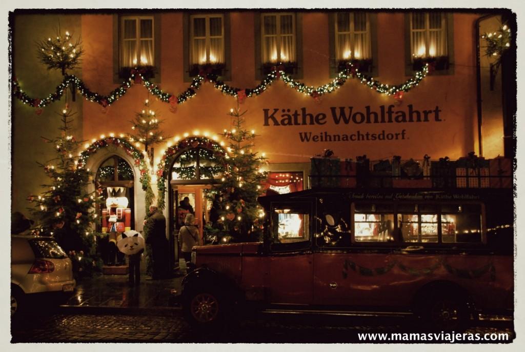 alemania viaje niños europa navidad