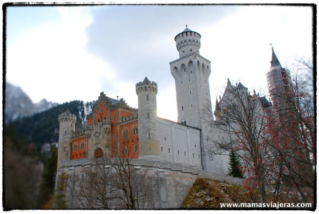 castillo alemania viajes peques
