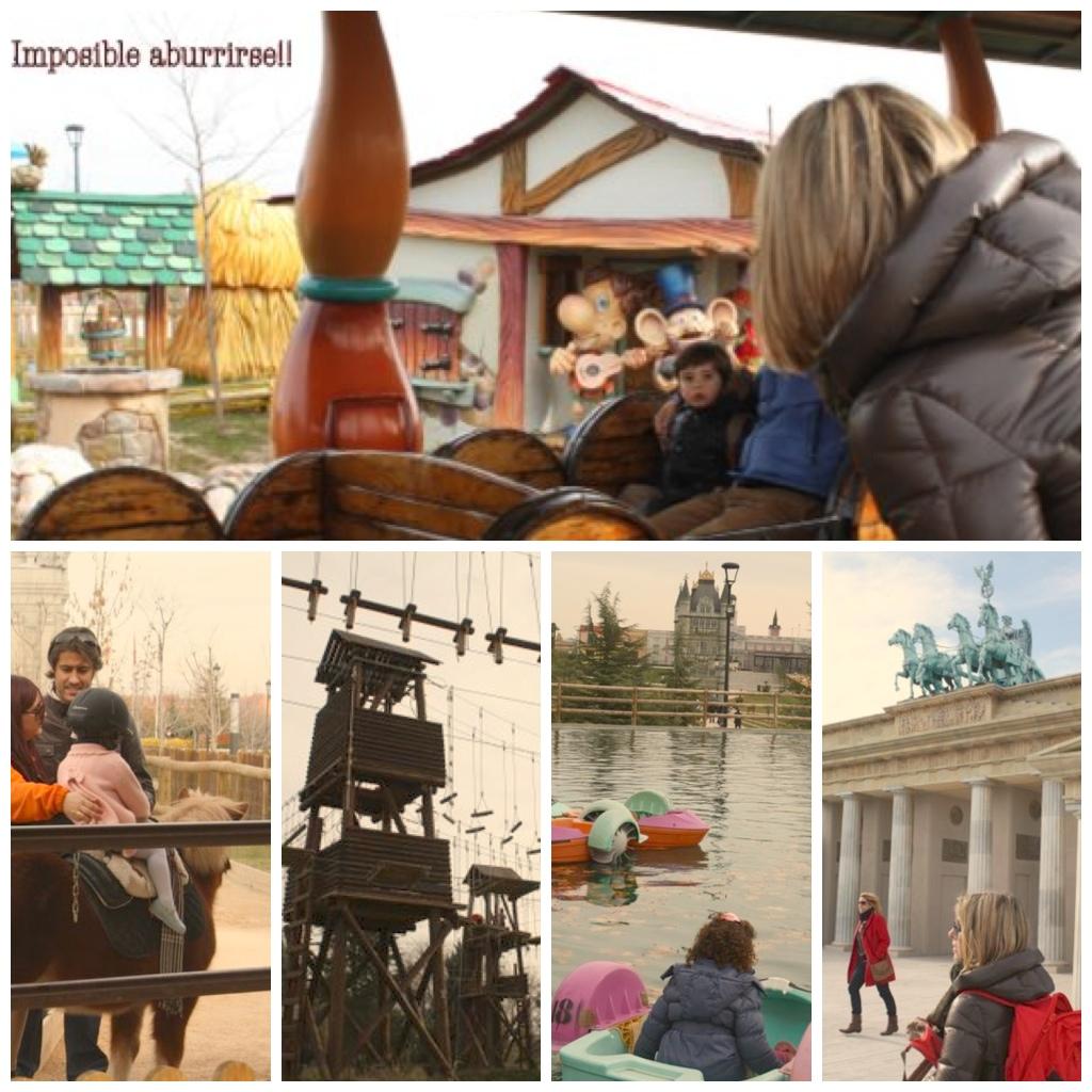 planes con niños, madrid, gratis, parque europa