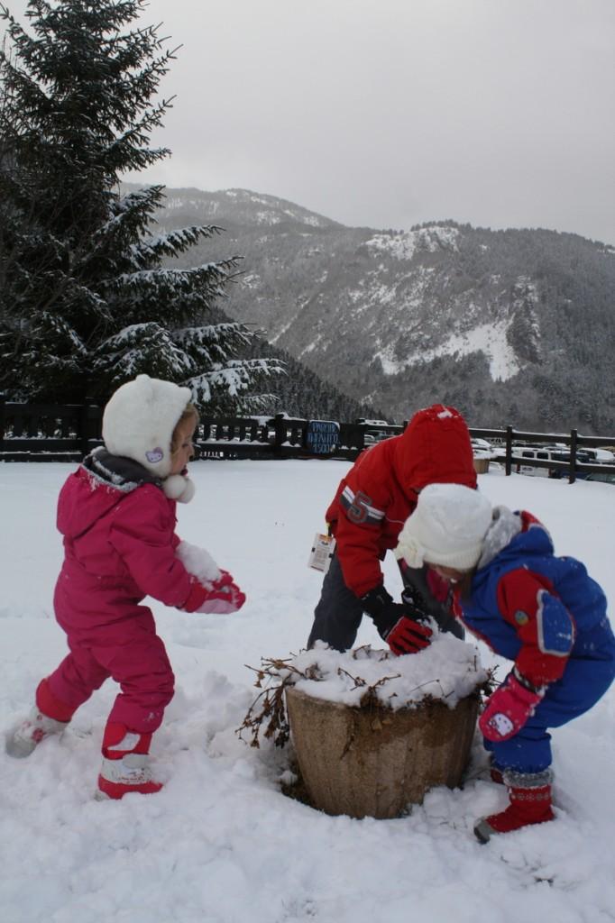 Juegos Con Ninos En La Nieve Gratis Juegos Infantiles Planes Con