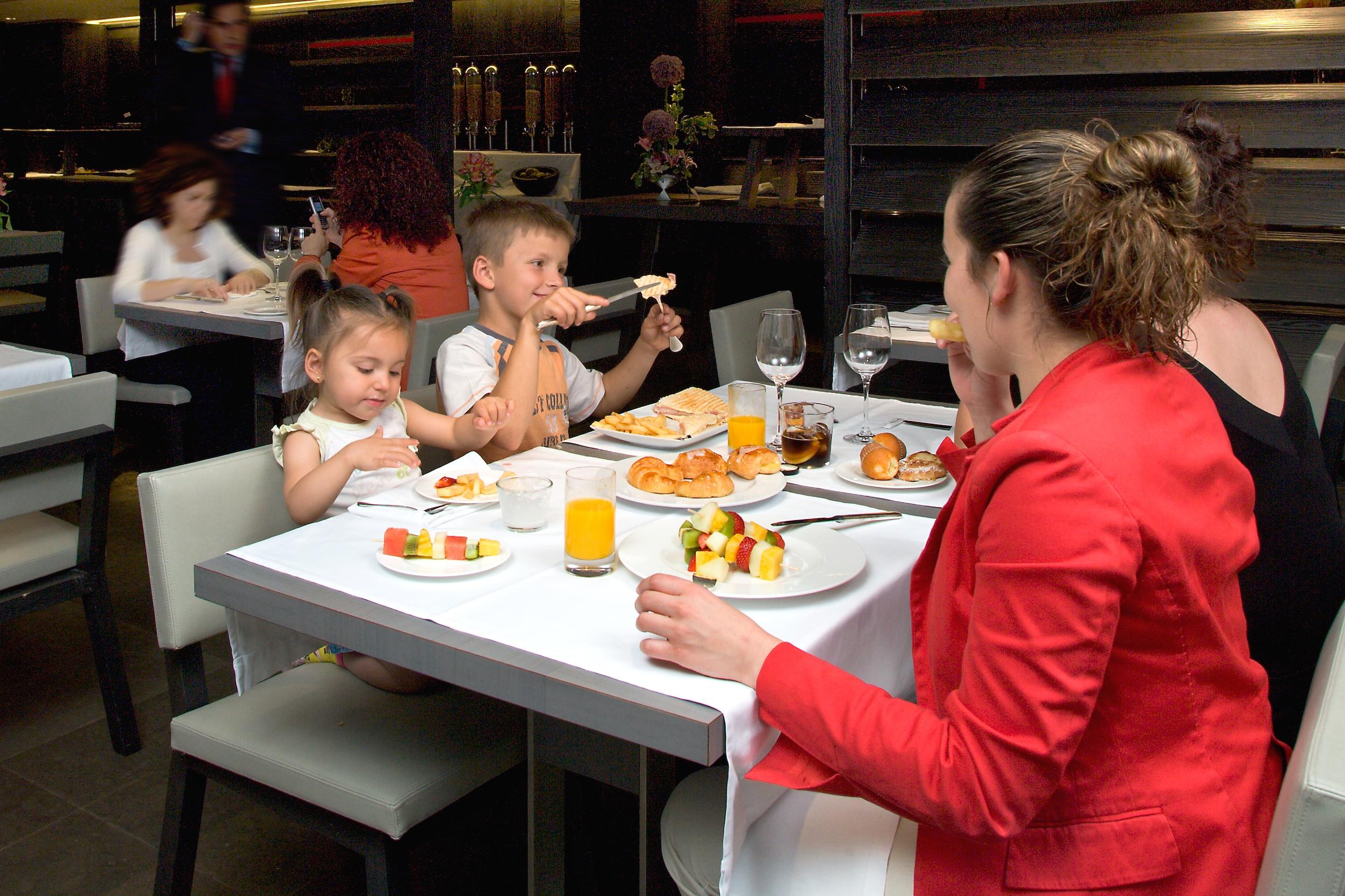 Restaurantes Para Ni Os Un Brunch Familiar En Madrid