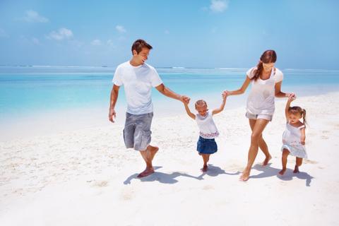 viajes con niños, consejos, vacaciones sin stress