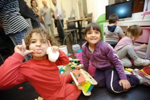 restaurantes para niños, ocio en familia