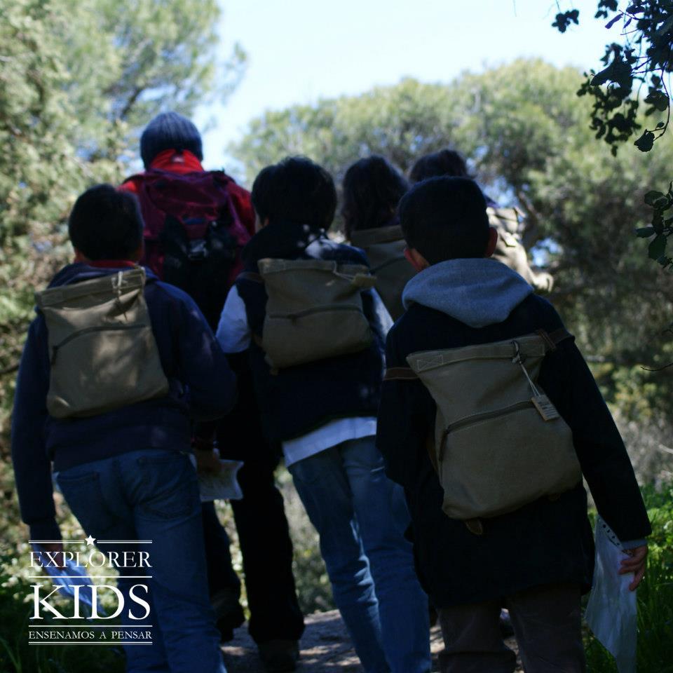 escuela de verano,niños, madrid