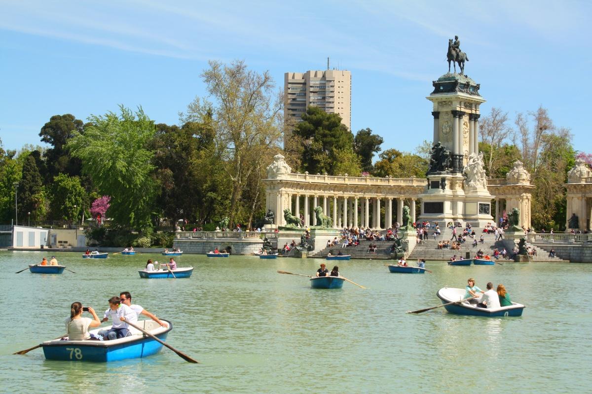 Planes de verano en madrid actividades para ni os for Terrazas de verano madrid