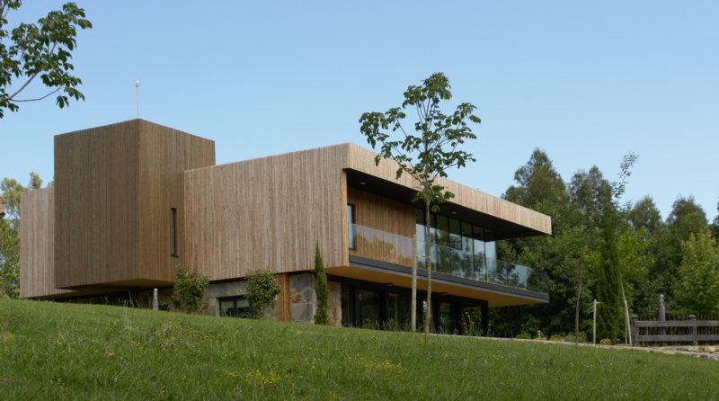 hoteles rurales en pais vasco:
