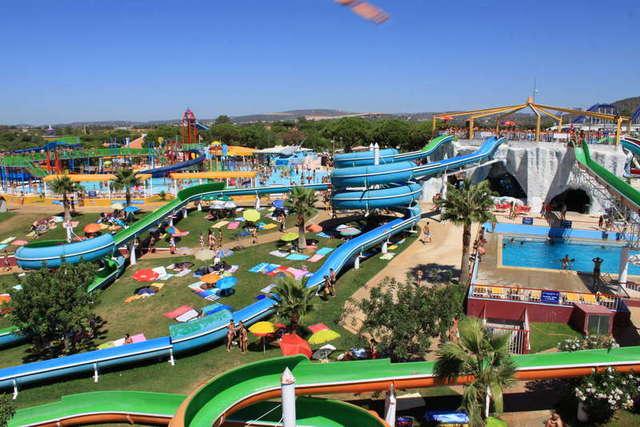 Hoteles en el algarve para ni os aquashow park hotel for Hoteles en badajoz con piscina