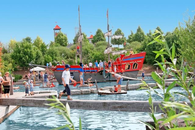 Playmobil Alemania Fun Park - MAMAS VIAJERAS