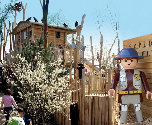 Parque atracciones Playmobil - MAMAS VIAJERAS