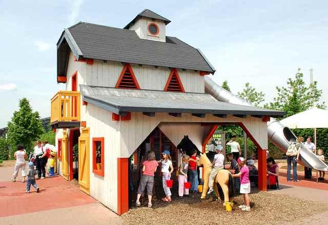 Parque de atracciones Playmobil - MAMAS VIAJERAS