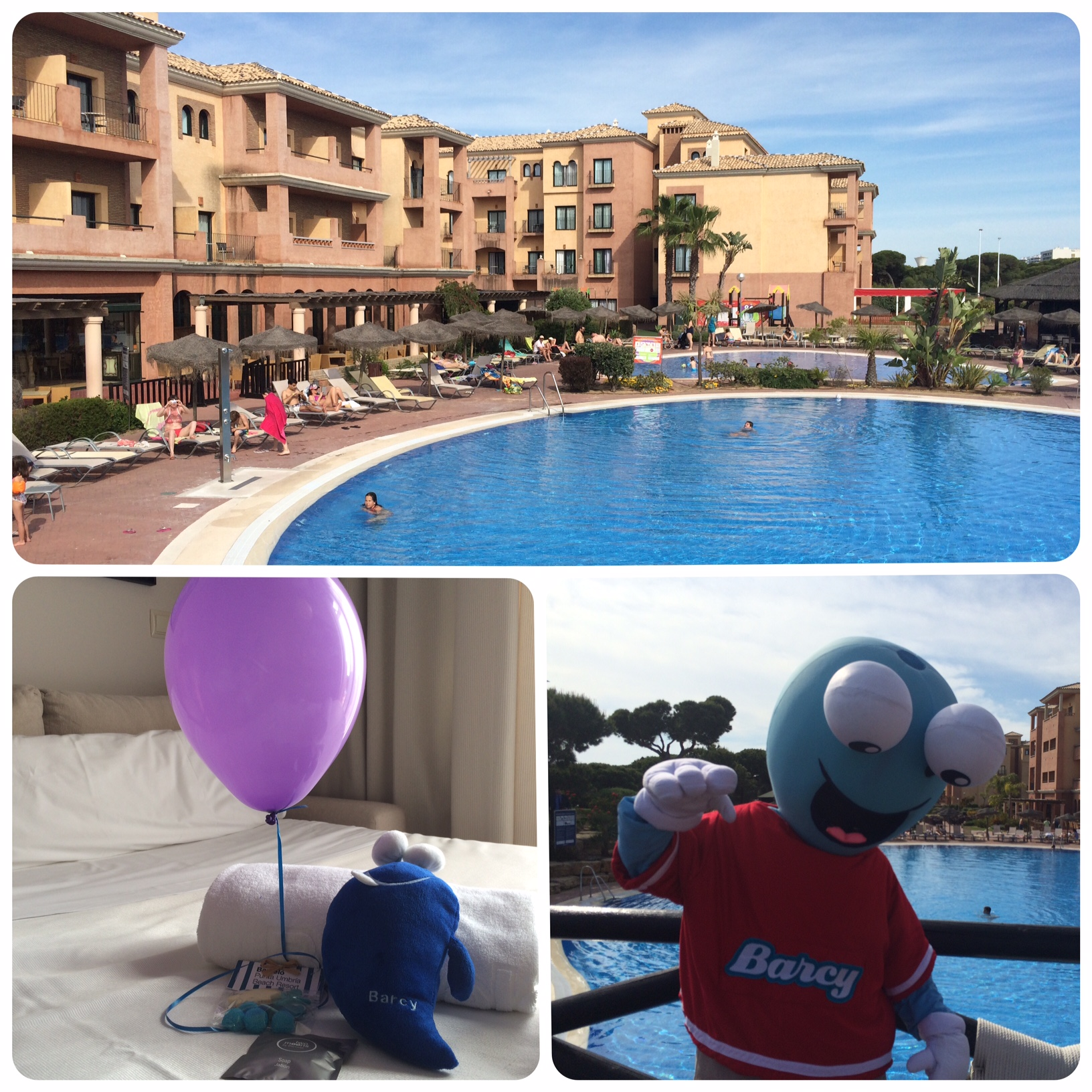 Hoteles para niños en Huelva: Barceló Punta Umbria Beach Resort-15324-joanasaldon