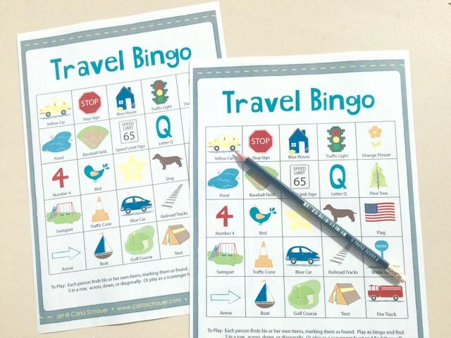 bingo viajero me encant esta idea cuando la vi a mis hijos el bingo les encanta y durante mis meses de reposo jugamos bastantes tardes as que este
