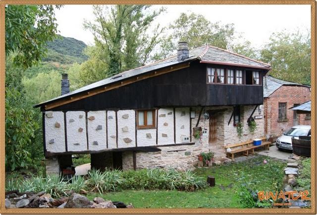 Casas rurales para ir con los ni os este oto o hoteles - Casas rurales ecologicas ...