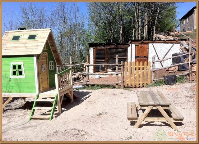 Casas rurales para ir con los ni os este oto o hoteles para ni os turismo rural mam s viajeras - Casa rural para ninos ...