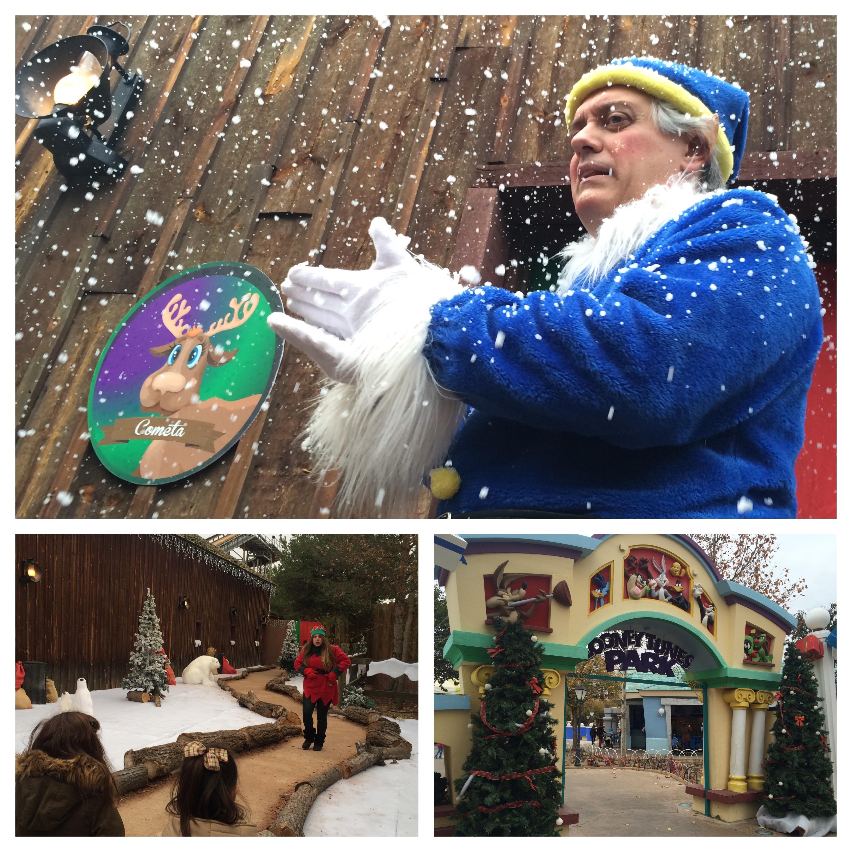 Planes con niños en Navidad: Parque Warner-17061-joanasaldon