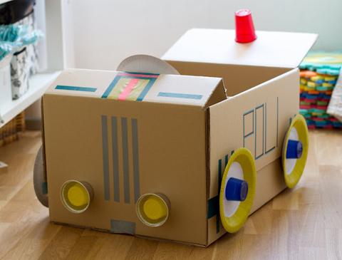 Manualidades con cajas de cartón-17654-joanasaldon