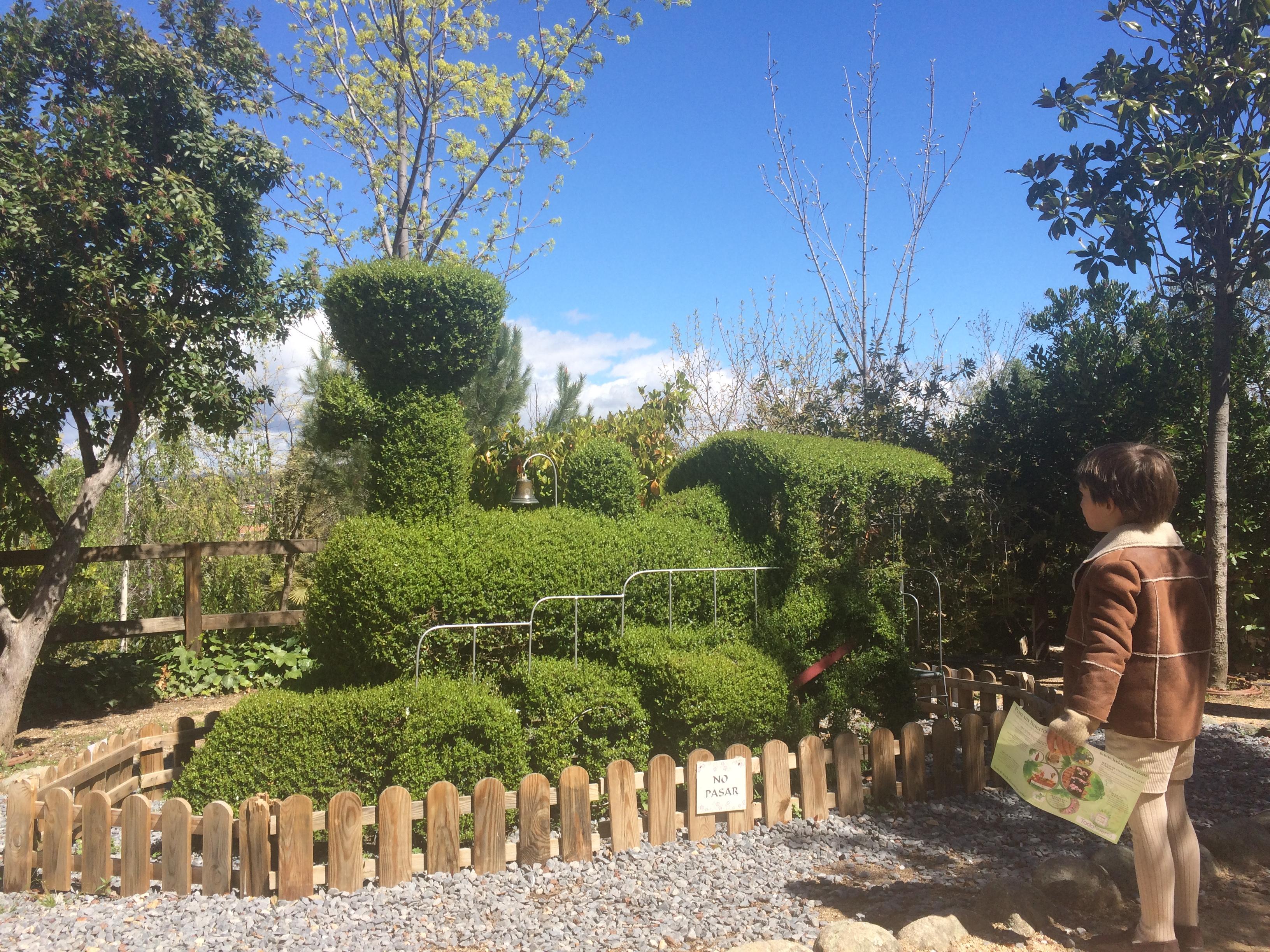 El bosque encantado en madrid actividades para ni os planes con ni os mam s viajeras - Jardin encantado madrid ...