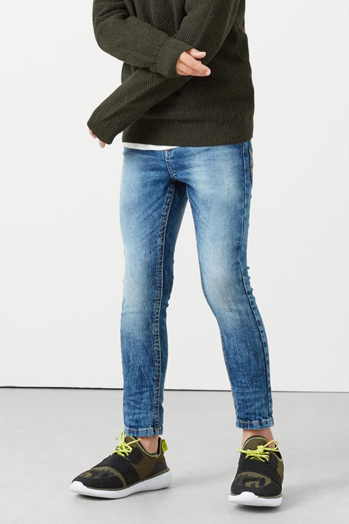 Mango kids otoño skinny jeans