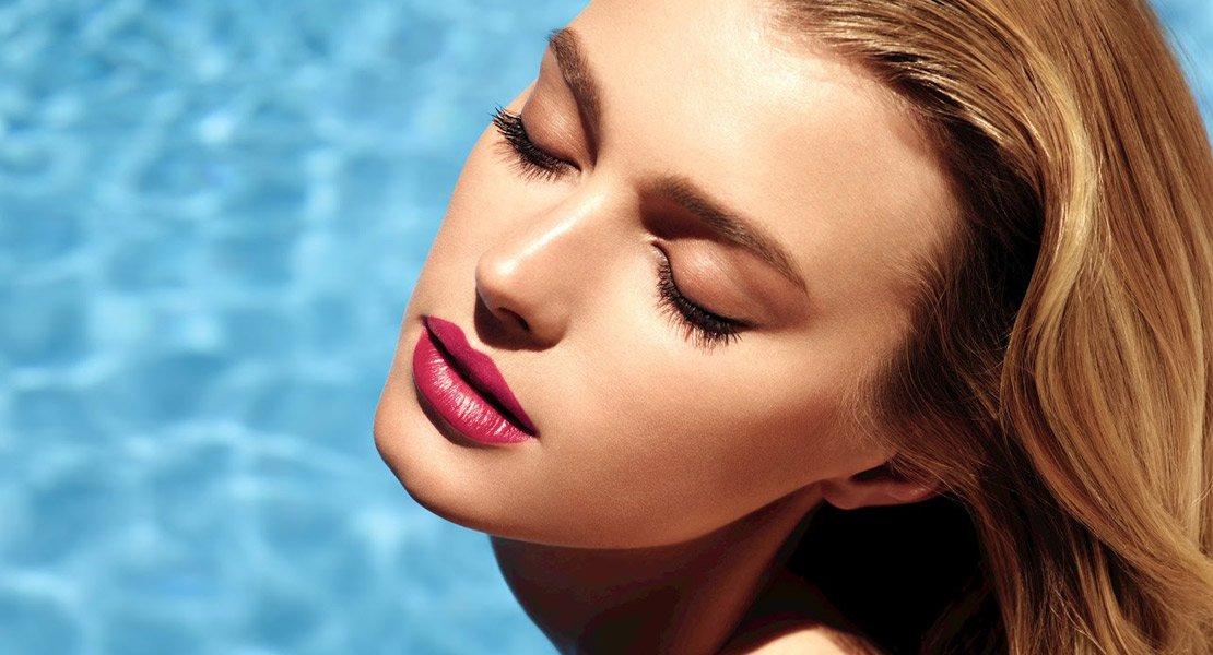 Maquillaje ligero para verano