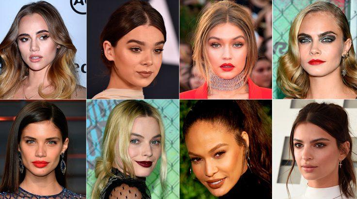 Ideas maquillaje de navidad 2016