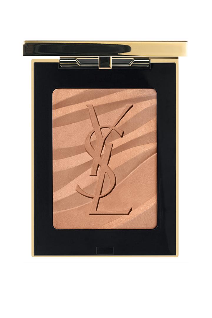 bronzing Stones de Yves Saint Laurent: Maquillaje ligero verano