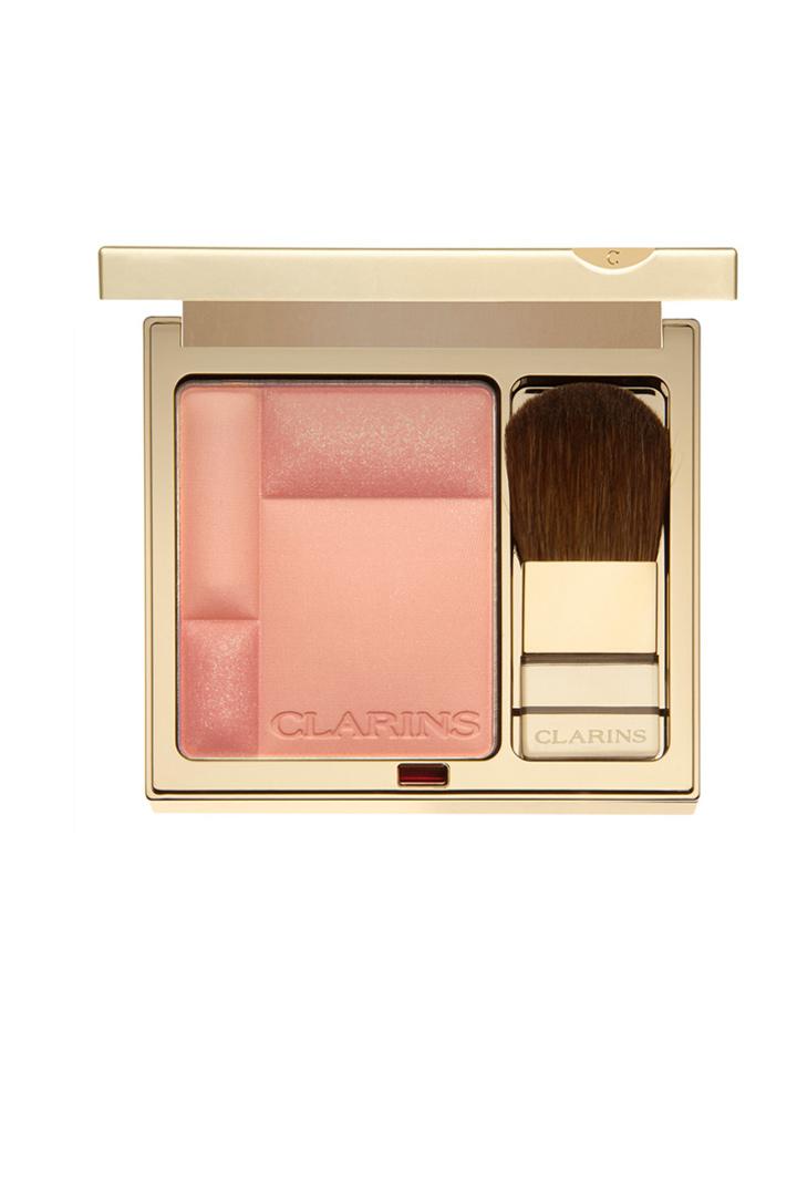 Blush rosa de Clarins: Maquillaje ligero verano